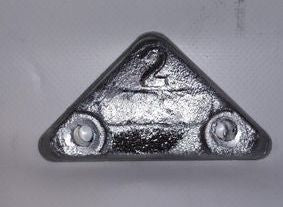 Triangle Weights (Drilled)