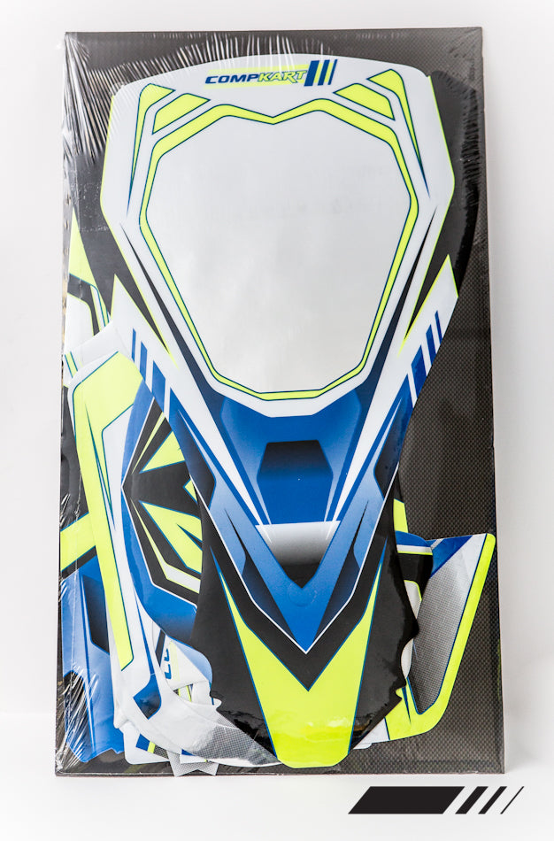COMPKART STICKER KIT ORIGINAL DESIGN - 2015 FP7 (COVERT 3.0 OR 4R)