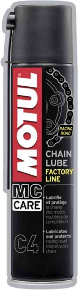 MOTUL C4 Factory Racing Line Chain Lube