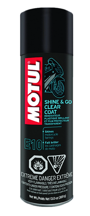 MOTUL Shine & Go, 13 oz.