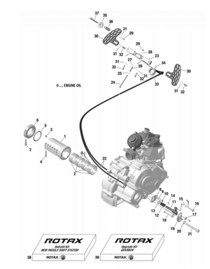 DD2 Shift Contact Assembly (11-14)