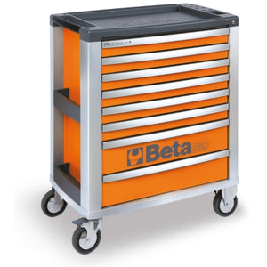 C39/8 - Mobile Roller Cab (8 Drawer)