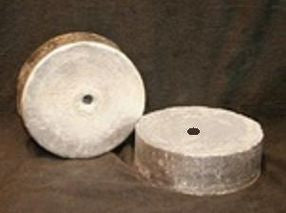Rounded Weights (Drilled)