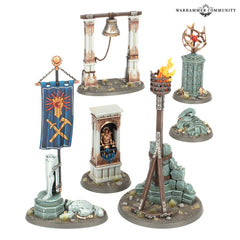Realmscape Objective Markers