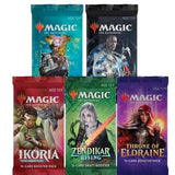 3 for $9 Magic Booster Packs