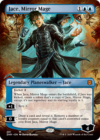 Jace, Mirror Mage - Showcase