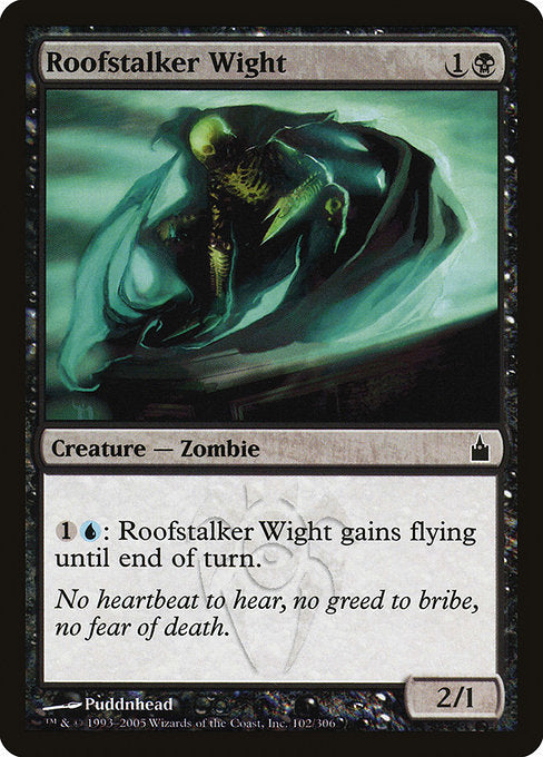 Roofstalker Wight [Ravnica: City of Guilds] | Gamers Grove