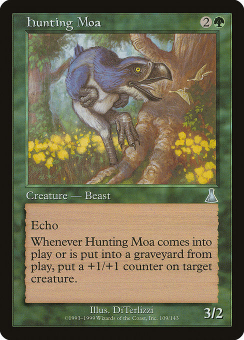 Hunting Moa [Urza's Destiny] | Gamers Grove