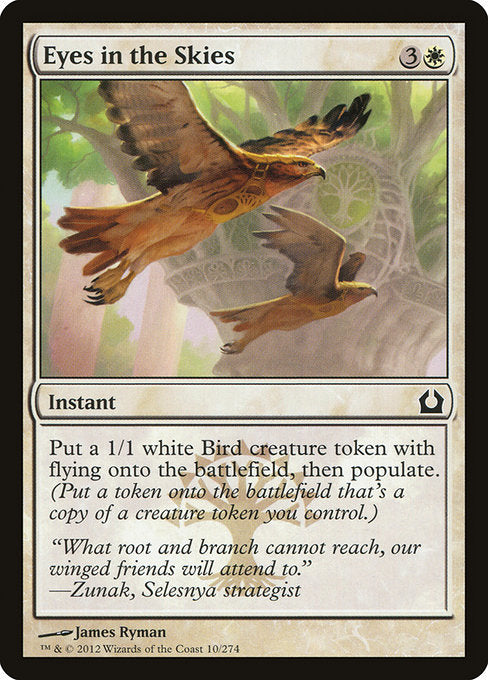 Eyes in the Skies [Return to Ravnica] | Gamers Grove