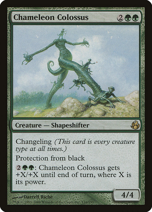Chameleon Colossus [Morningtide] | Gamers Grove