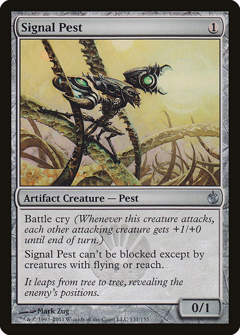Signal Pest [Mirrodin Besieged] | Gamers Grove