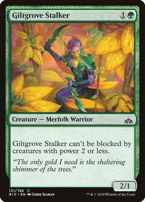Giltgrove Stalker [Rivals of Ixalan] | Gamers Grove