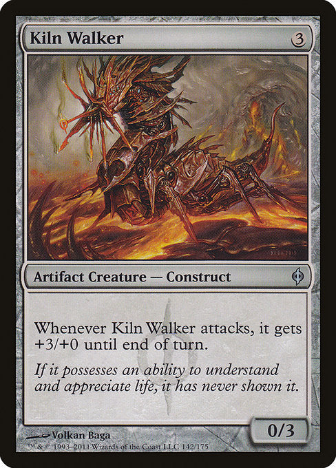 Kiln Walker [New Phyrexia] | Gamers Grove