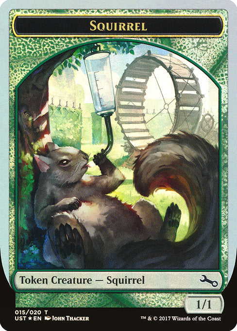 Squirrel [Unstable Tokens] | Gamers Grove