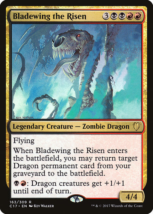 Bladewing the Risen [Commander 2017] | Gamers Grove