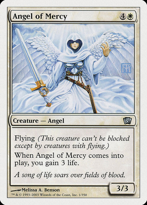 Angel of Mercy [Eighth Edition] | Gamers Grove