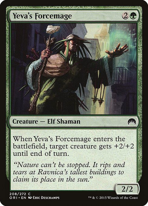 Yeva's Forcemage [Magic Origins] | Gamers Grove