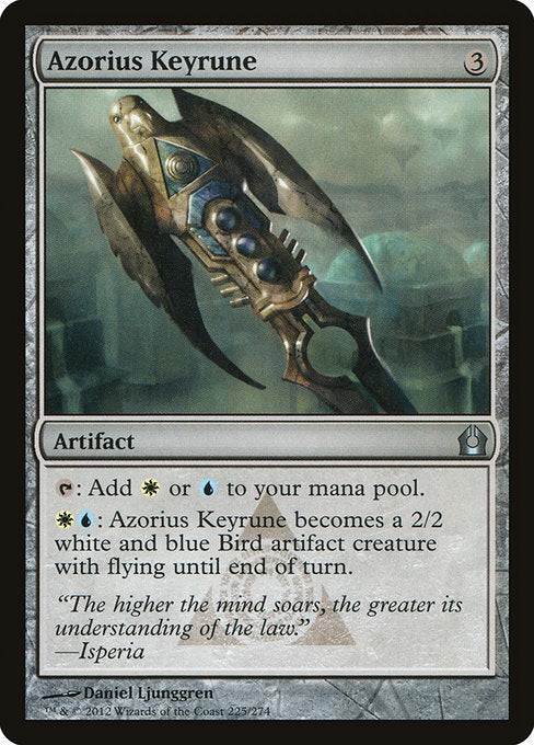 Azorius Keyrune [Return to Ravnica] | Gamers Grove