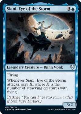 Siani, Eye of the Storm [Commander Legends] | Gamers Grove