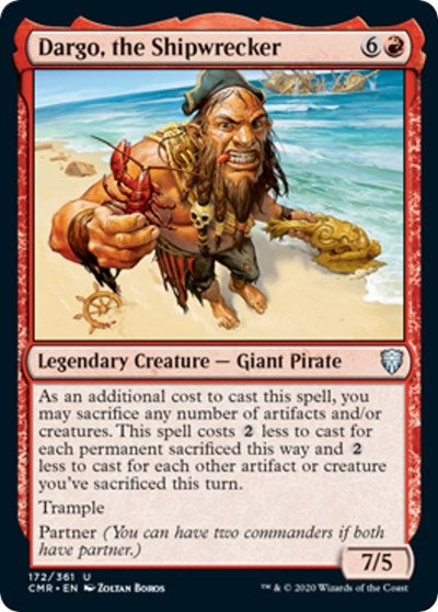 Dargo, the Shipwrecker [Commander Legends] | Gamers Grove