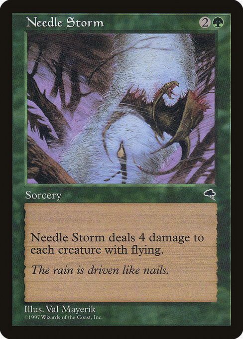 Needle Storm [Tempest] | Gamers Grove
