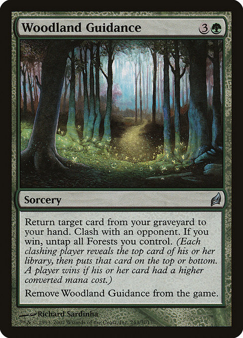 Woodland Guidance [Lorwyn] | Gamers Grove