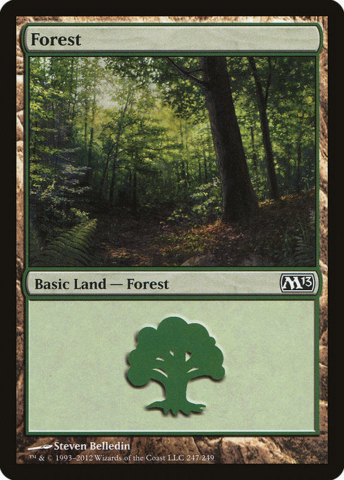 Forest [Magic 2013] | Gamers Grove