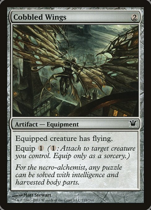 Cobbled Wings [Innistrad] | Gamers Grove