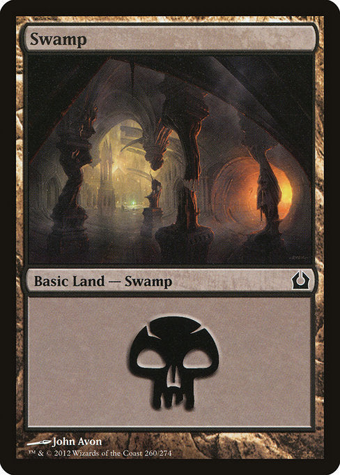 Swamp [Return to Ravnica] | Gamers Grove