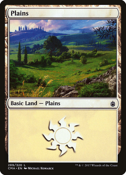 Plains [Commander Anthology] | Gamers Grove