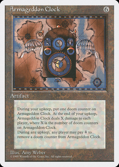 Armageddon Clock [Fourth Edition] | Gamers Grove