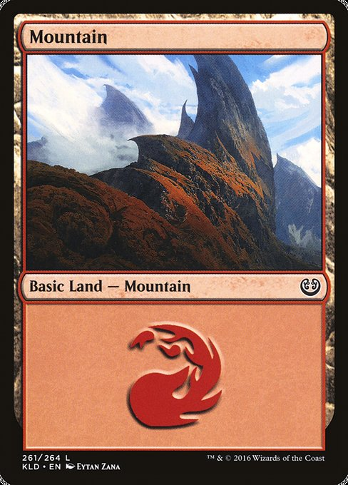 Mountain [Kaladesh] | Gamers Grove