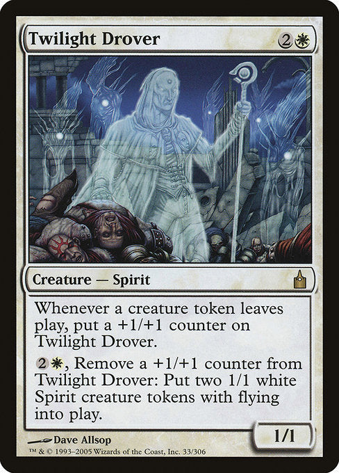 Twilight Drover [Ravnica: City of Guilds] | Gamers Grove