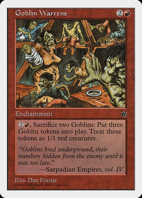 Goblin Warrens [Anthologies] | Gamers Grove