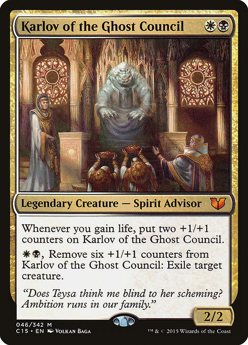 Karlov of the Ghost Council [Commander 2015] | Gamers Grove
