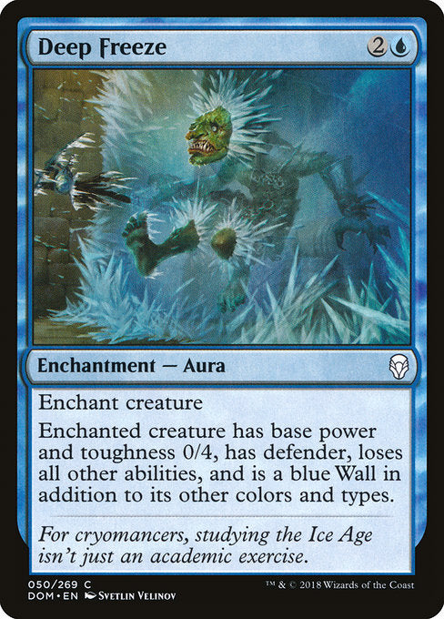 Deep Freeze [Dominaria] | Gamers Grove