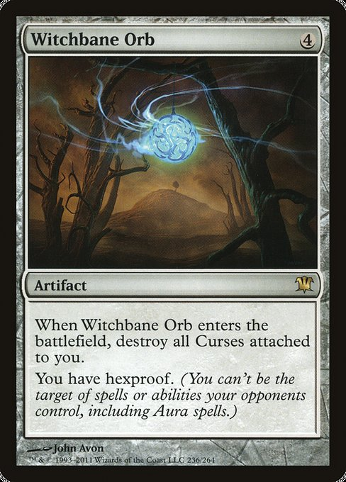 Witchbane Orb [Innistrad] | Gamers Grove