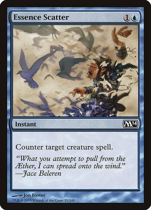 Essence Scatter [Magic 2014] | Gamers Grove