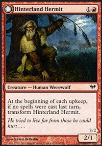 Hinterland Hermit // Hinterland Scourge [Dark Ascension] | Gamers Grove