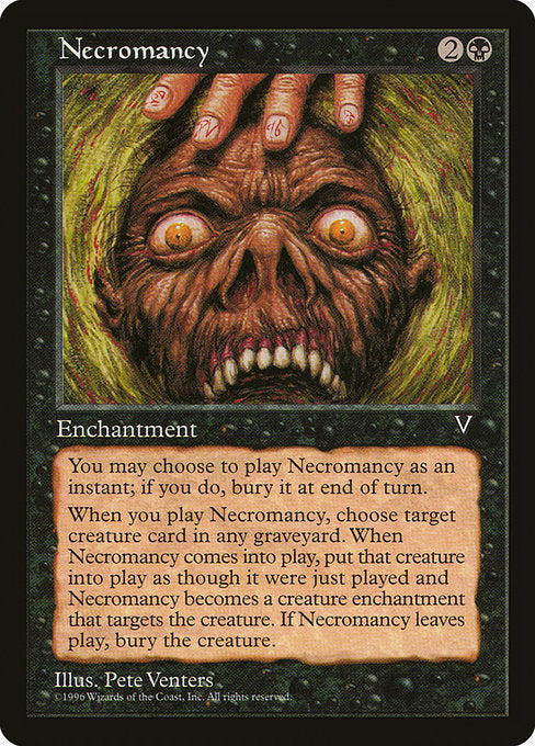 Necromancy [Visions] | Gamers Grove