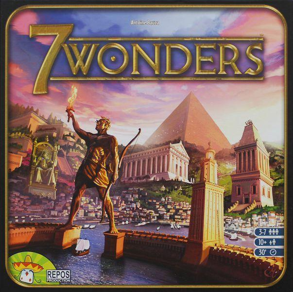 7 Wonders | Gamers Grove