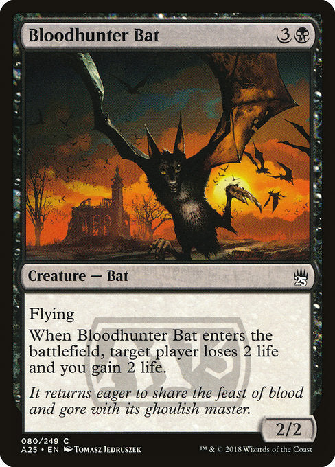 Bloodhunter Bat [Masters 25] | Gamers Grove