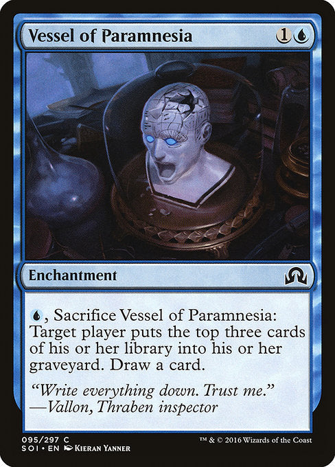 Vessel of Paramnesia [Shadows over Innistrad] | Gamers Grove