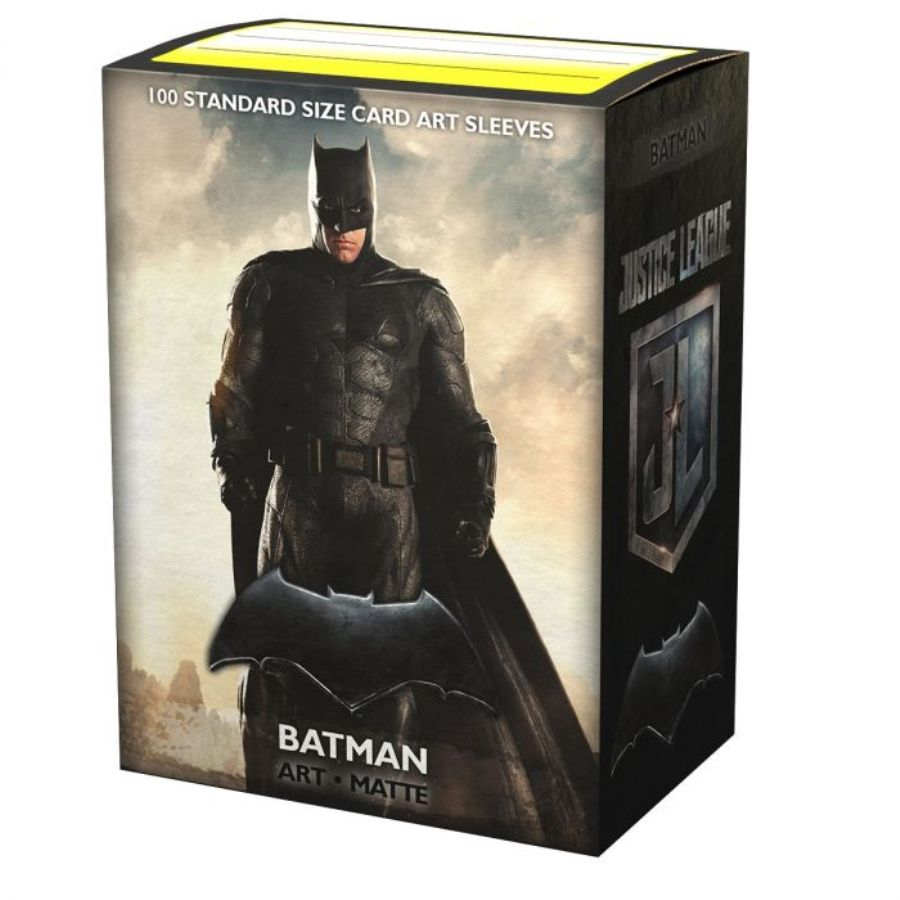 Dragon Shield Sleeves - Standard Matte Batman Art (100ct) | Gamers Grove