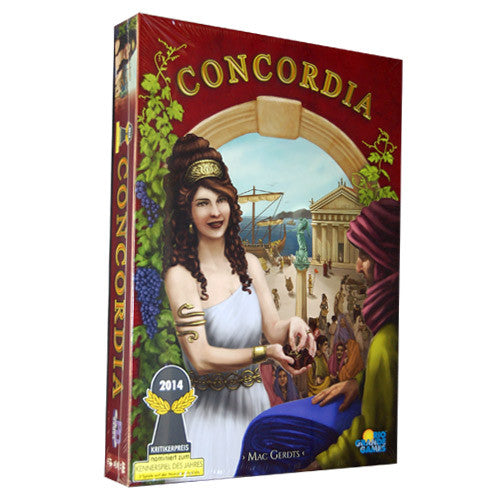 Concordia | Gamers Grove