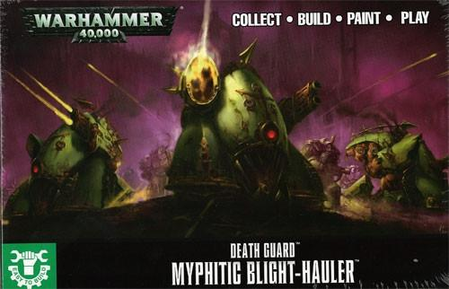 Warhammer 40K: Death Guard - Myphitic Blight-hauler (Easy to Build)