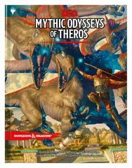 Dungeons & Dragons 5th Edition: Mythic Odysseys of Theros   (Preorder) | Gamers Grove