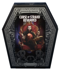 Dungeons & Dragons 5th Edition - Curse of Strahd: Revamped | Gamers Grove