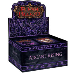 Arcane Rising - Booster Box | Gamers Grove