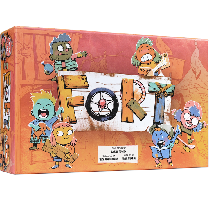 Fort (Preorder) | Gamers Grove